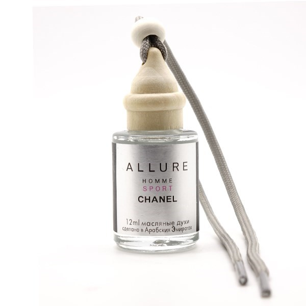 Ароматизатор для авто Chanel Allure Homme Sport 12мл