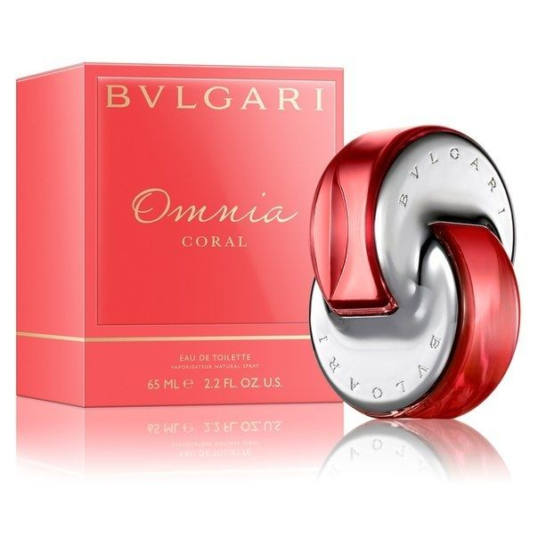 туалетная вода Bvlgari Omnia Coral 65 ml