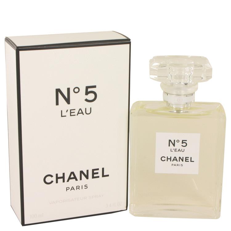 """EDT Chanel """"No.5 L`Eau"""" Pour Femme 100ml"""