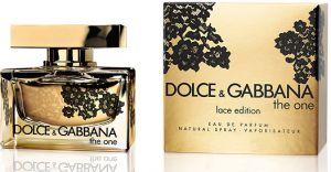 "Парфюмированная вода Dolce & Gabbana ""The One Lace Edition"", 75ml"