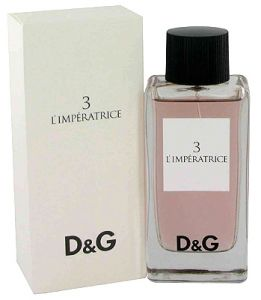 """Туалетная вода D&G """"3 L'Imperatrice"""" 100ml"""