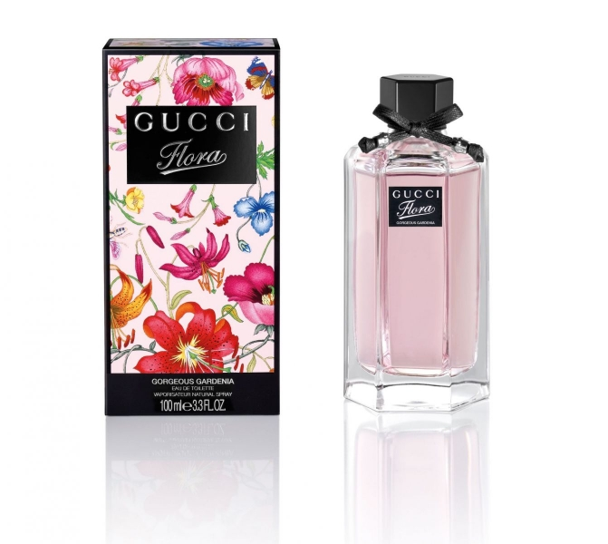 Flora by Gucci Gorgeous Gardenia 100 мл (new)