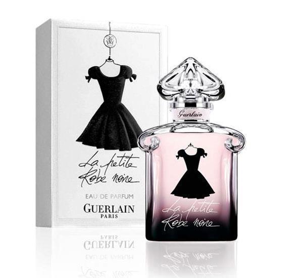 Маленькое черное платье от Guerlain 100 мл