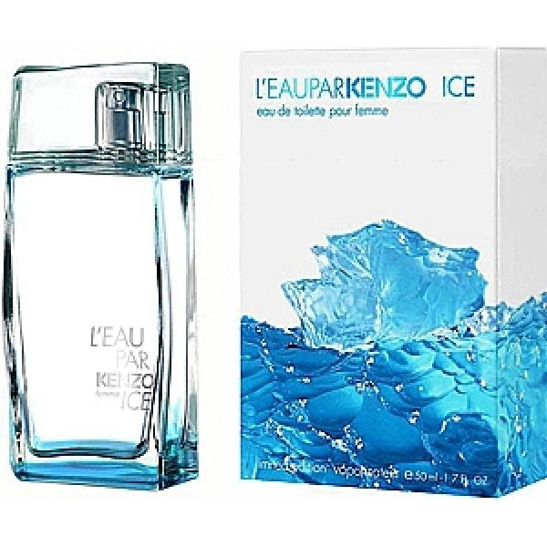 """Туалетная вода Kenzo """"Leau Par Kenzo Ice Pour Femme"""" 100 мл"""