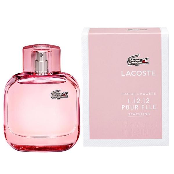 Lacoste Eau De Lacoste L.12.12 Pour Elle Sparkling - Туалетная вода, 90 мл