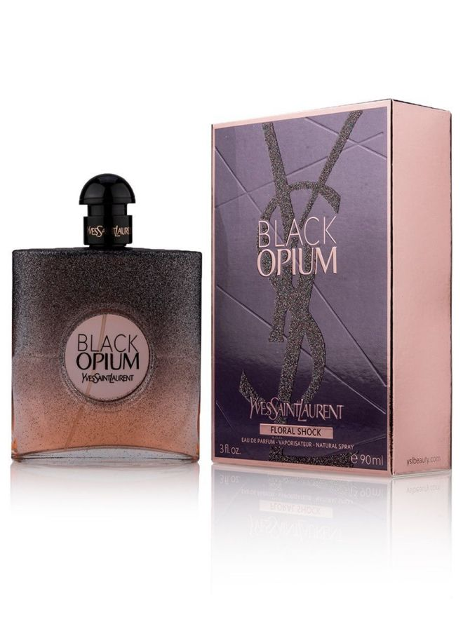 Парфюмерная вода Yves Saint Laurent Black Opium Floral Shock 90 мл