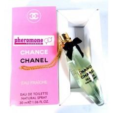Парфюмерная вода с феромонами Chanel Chance EAU FRAICHE, 30м...