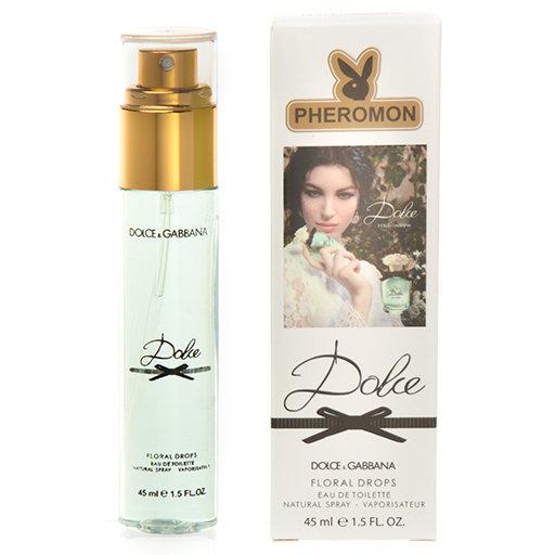 "Мини-парфюм с феромонами Dolce & Gabbana Dolce ""Floral Drops"" pheromon (45 мл)"