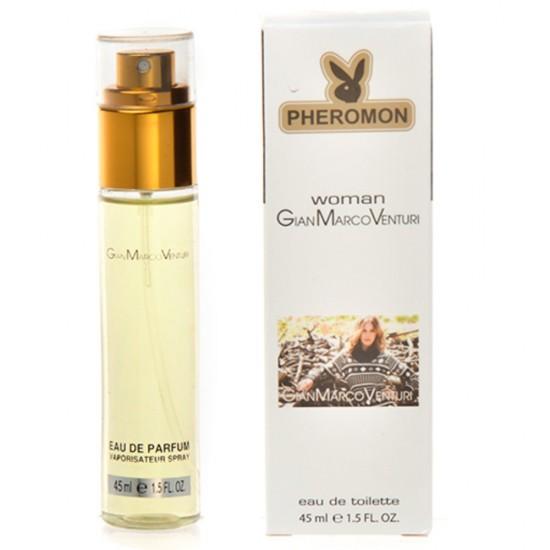"""Мини-парфюм с феромонами """"Gian Marco Venturi"""" Woman (45 мл)"""