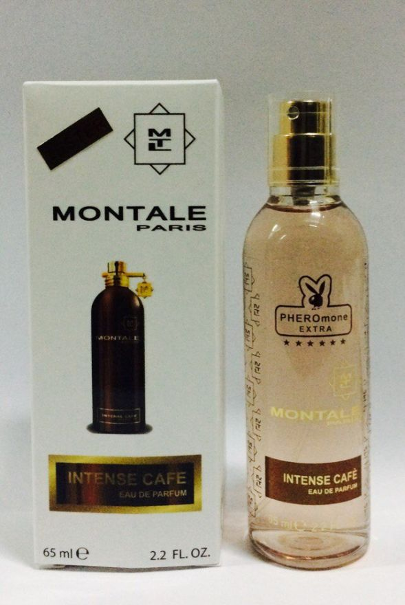 "Мини парфюм с феромонами Montale ""Intense Cafe"" 100ml унисекс (65мл)"