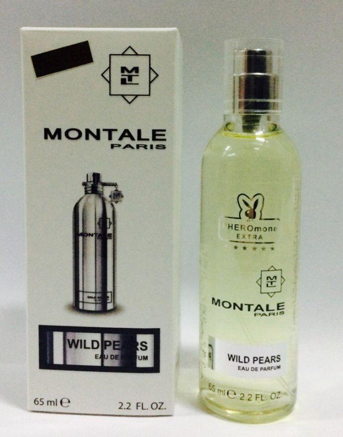"""Мини парфюм с феромонами Montale """"Wild Pears"""" 100ml унисекс (65мл)"""