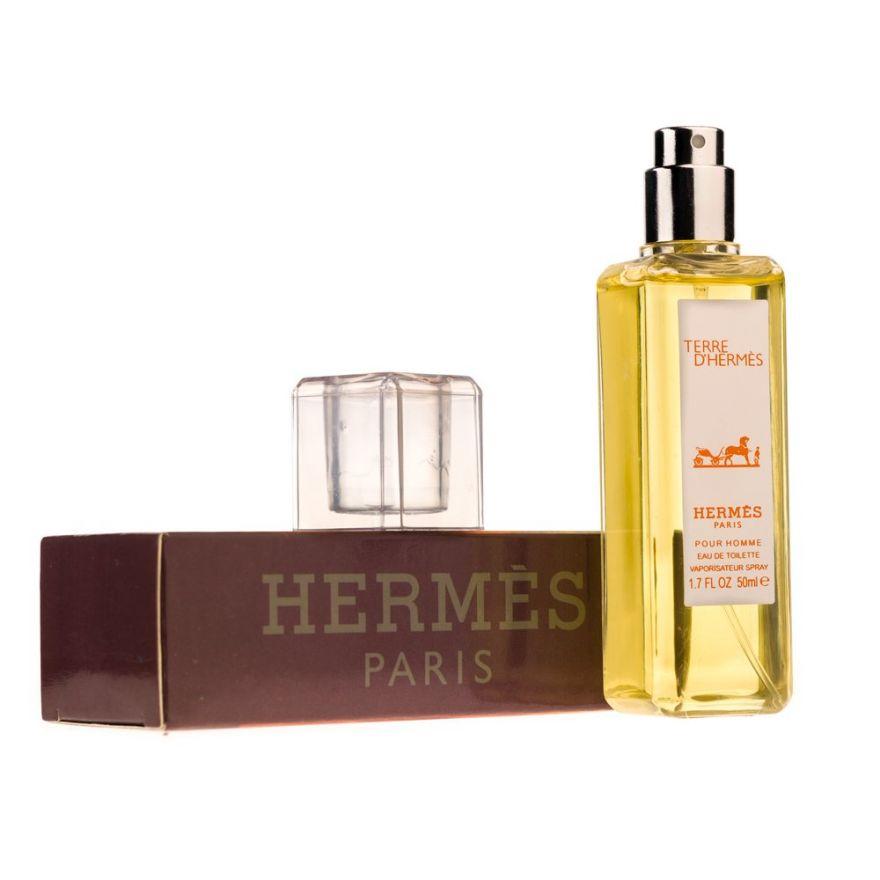 Hermes Terre D`Hermes eau de toilette 50ml  (суперстойкий)