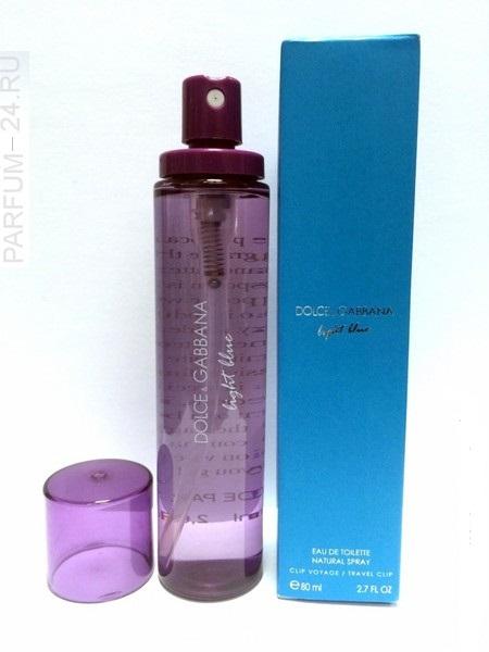 "Dolce & Gabbana ""Light Blue pour Femme"", 80 ml"