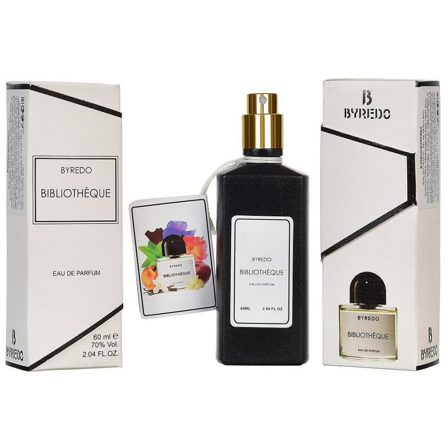 МИНИ-ПАРФЮM Byredo Bibliotheque 60ml