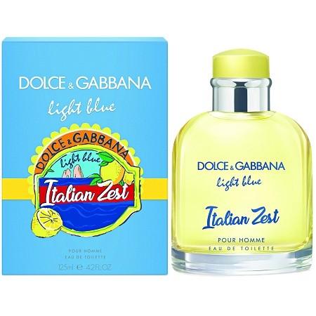 Туалетная вода Dolce & Gabbana Light Blue Italian Zest Pour Homme 100 мл