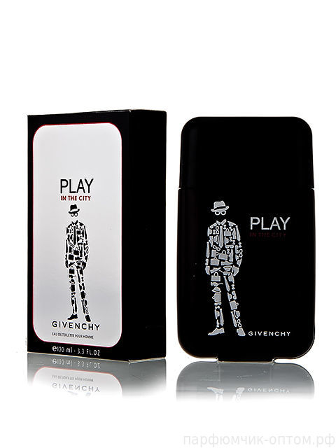 """Туалетная вода, Givenchy """"Play in the City for Him"""", 100 ml"""