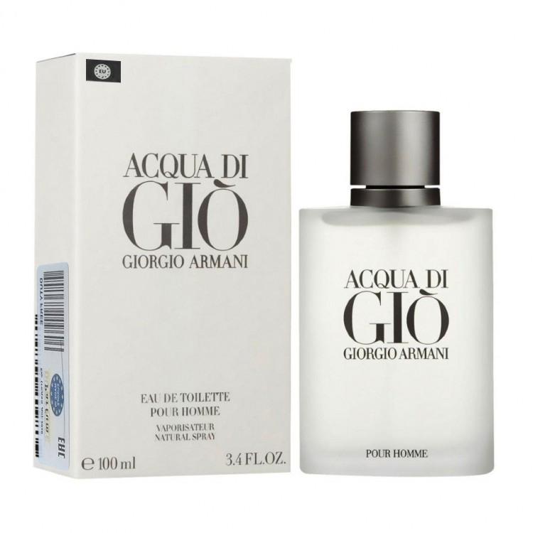 """Giorgio Armani""""Aqua Di Gio Men 100 мл (EURO)"""