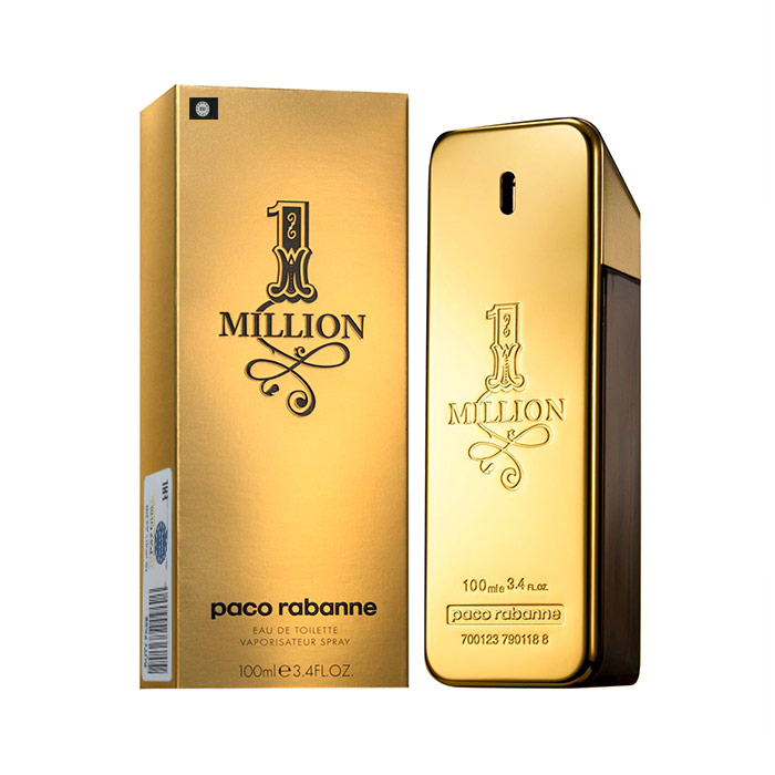 "Туалетная вода Paco Rabanne ""1 Million"", 100 ml (LUX)"