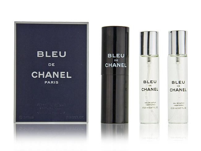 Chanel Bleu De Chanel 3х20 ml
