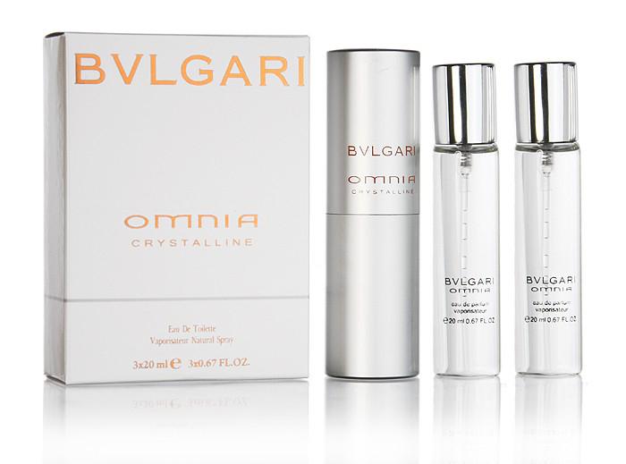 Bvlgari Omnia Crystalline 3х20 ml