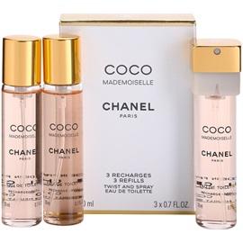 Chanel Coco Mademoiselle 3х20 ml