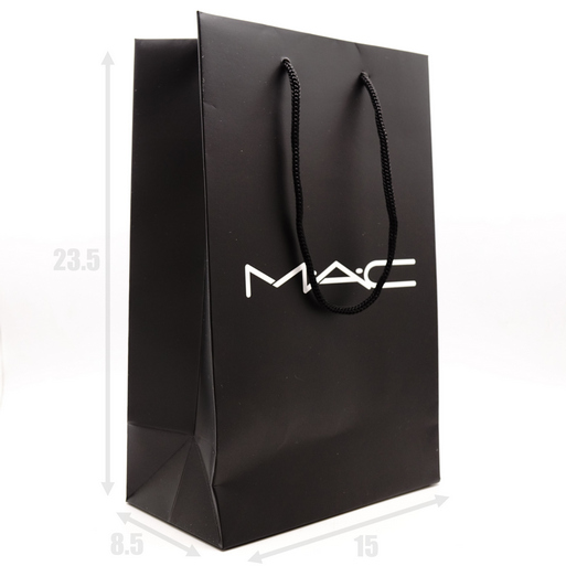 Подарочный пакет ?Mac 23.5х8.5х15