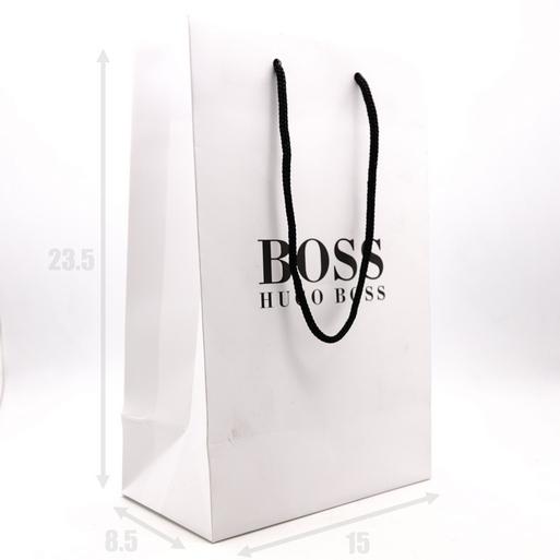 Подарочный пакет Hugo Boss 23.5х8.5х15