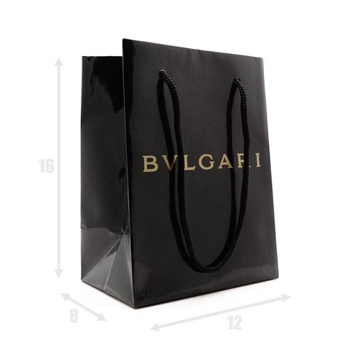 Подарочный пакет Bvlgari 16х8х12