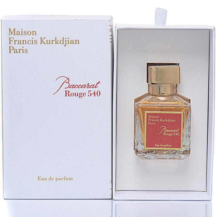 "Kurkdjian ""Baccarat rouge 540"" 70ml (унисекс) (подарочная упаковка)"