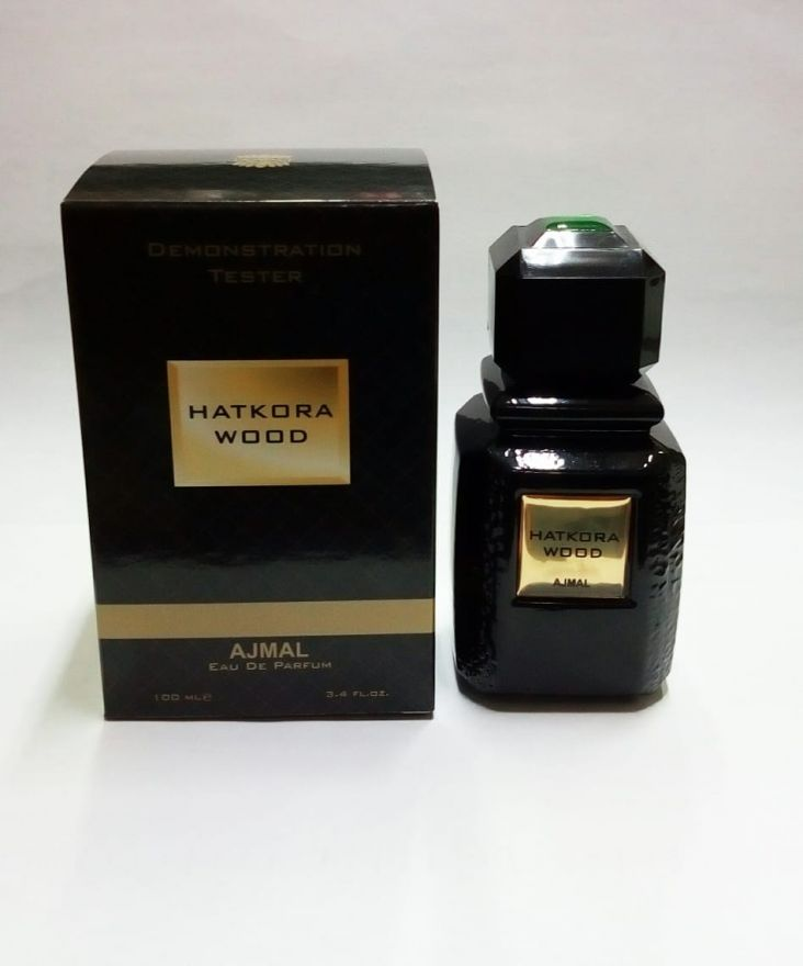 TESTER AJMAL HATKORA WOOD 100ML (УНИСЕКС)