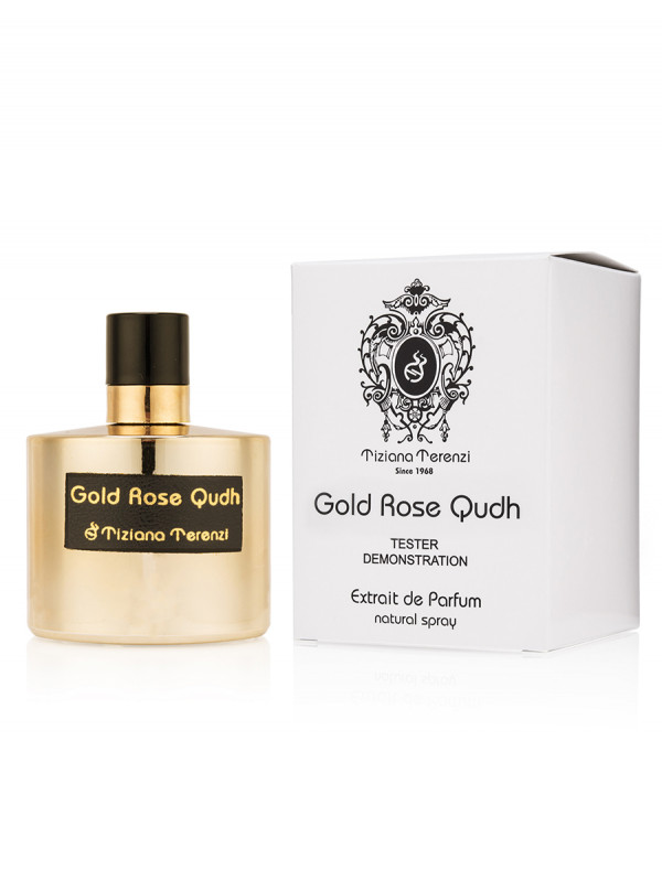 "TESTER TIZIANA TERENZI ""GOLD ROSE OUDH"" 100ML ( УНИСЕКС)"