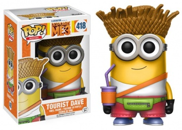 Фигурка Funko POP! Vinyl: Despicable Me 3: Dave Tourist 13426