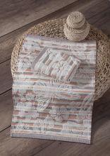 Полотенце махровое MARIPOS 40*60 (абрикосовое) Арт.3197-4