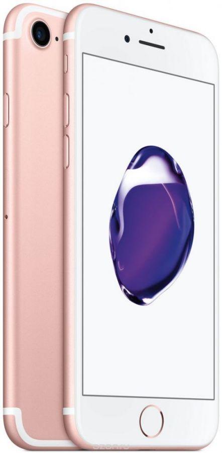 Смартфон Apple iPhone 7 128GB (розовое золото)