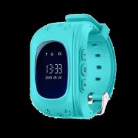 Детские часы smart baby watch q50 Голубые