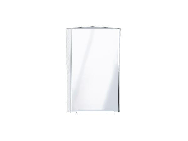 Шкаф верхний торцевой Фьюжн ВТ230 (Angel)