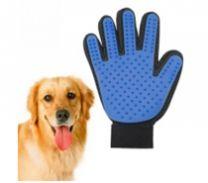 Перчатка для вычесывания шерсти дом. животных TrueTouch