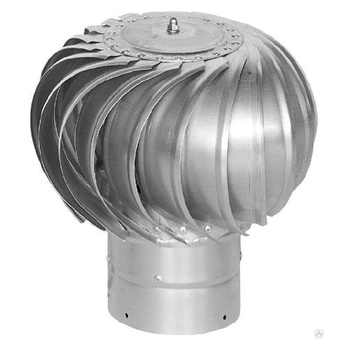 Турбодефлектор ТД оцинк. (В наличии размеры по клику)
