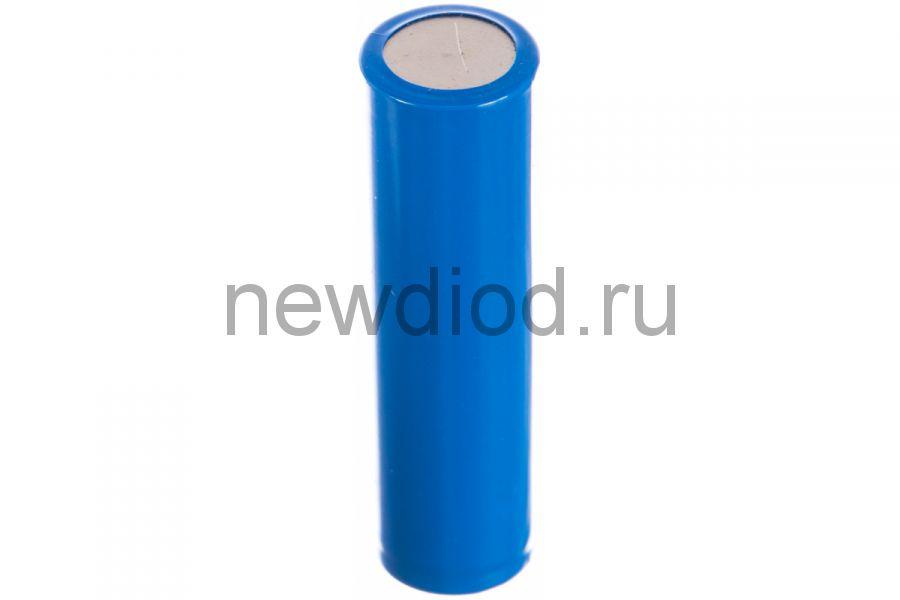 Аккумулятор 18650 unprotected Li-ion 2400 mAH 3.7 В REXANT