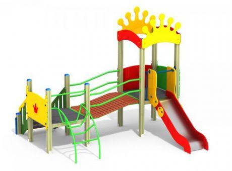 Детский игровой комплекс Светлячок