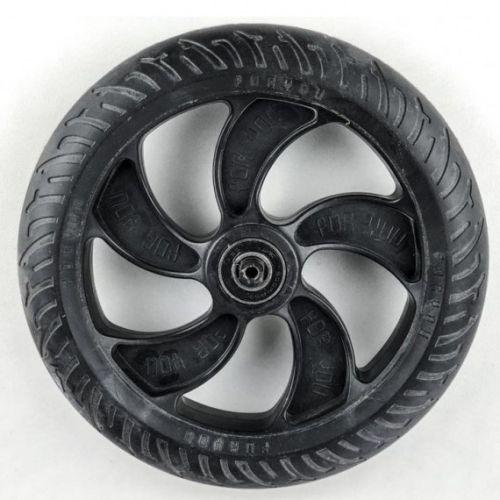 Заднее колесо в сборе на электросамокат Kugoo S2/S3/F3 Pro/S3 Pro