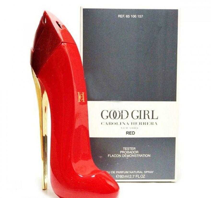 Tester Carolina Herrera Good Red 80ml