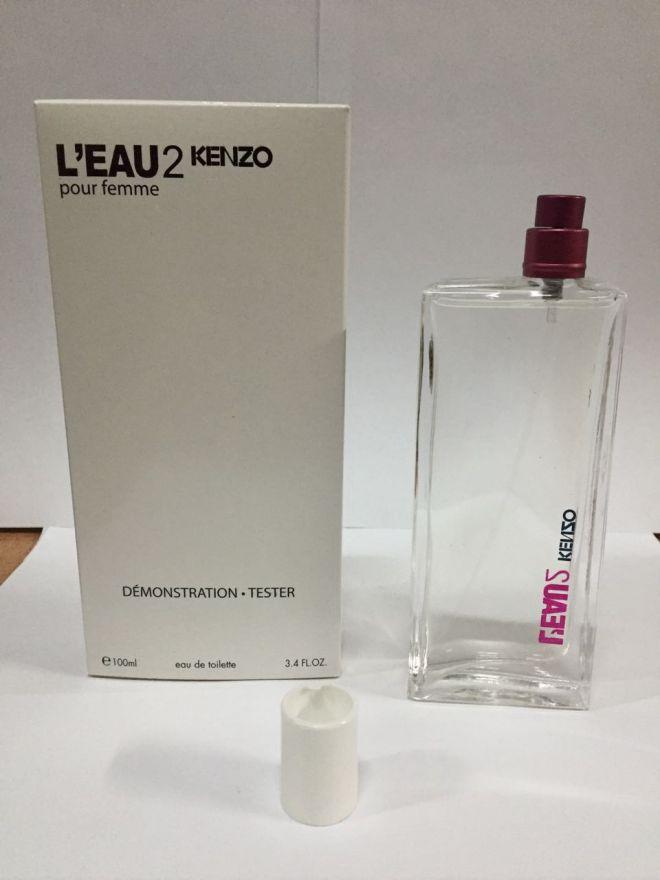 Tester Kenzo L Eau2  Pour Femme 100 мл