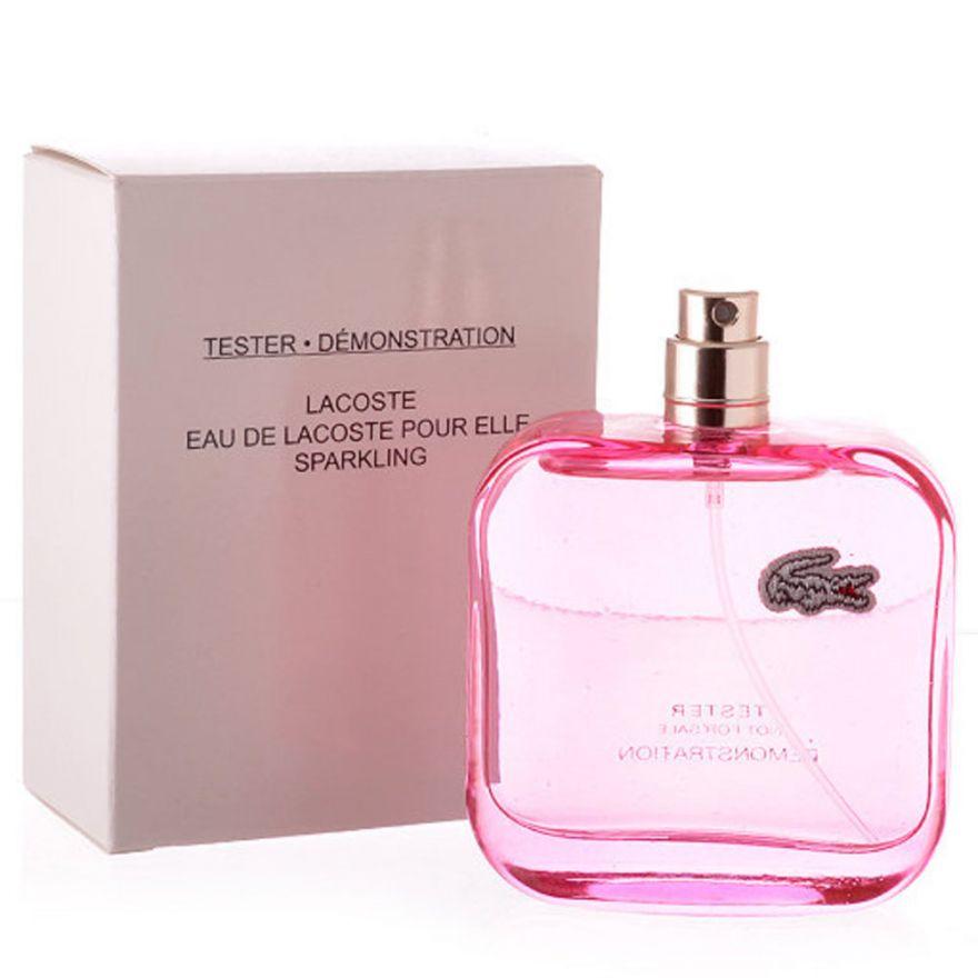 """Тестер Lacoste """"Eau De Lacoste L.12.12 Pour Elle Sparkling"""" (90 мл)"""