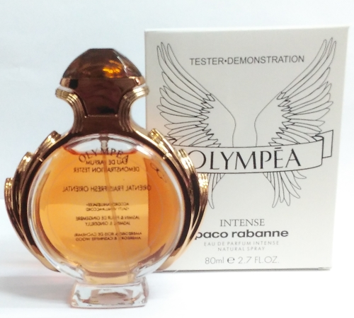 Tester Paco Rabanne Olympea intense 80 мл