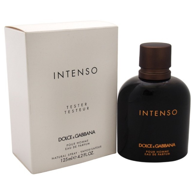 Tester Dolce&Gabbana Intenso Pour Homme 125ml
