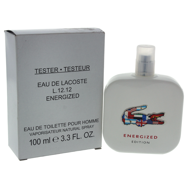 Tester Lacoste L.12.12 Energized 100ml