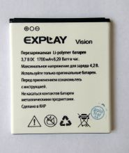 Аккумулятор Explay Vision, Surf Original