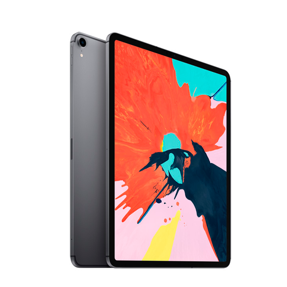 "Apple iPad Pro 12.9"" 64 ГБ Wi-Fi + Cellular «Серый космос»"