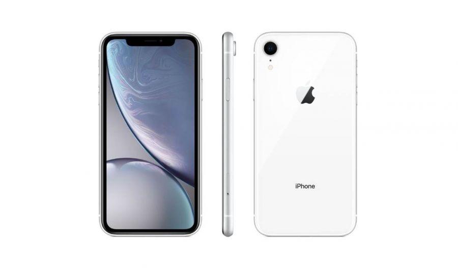 iPhone XR 256GB Белый